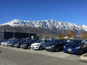 hire car Queenstown
